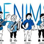 DENIMS 初の全国流通盤となるミニ・アルバム『Daily use』リリース決定、トレーラー映像公開