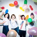 愛知県豊橋発ガールズロックバンド、ポタリ 1st FULL ALBUM『ポタリ』を9月9日にリリース